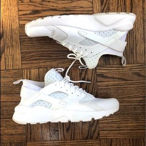 Air Huarache Run Ultra White